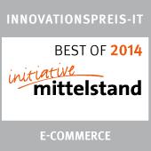 A1P Business eCommerce Suite als Innovation beim Innovationspreis IT für das Portal brennholz.de / pellets.de